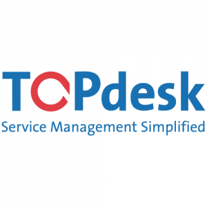 The logo of the company Topdesk