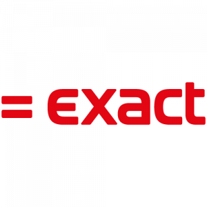 The logo of the company Exact Online