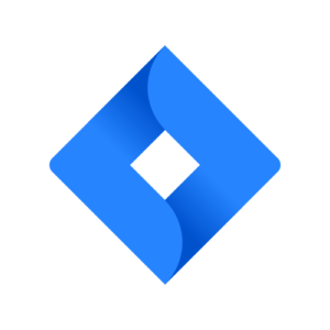 The logo of the company Jira