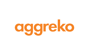 The logo of service provider Aggreko