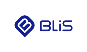 The logo of Blis digital marketers