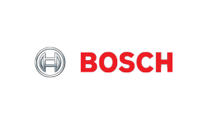 The logo of Bosch