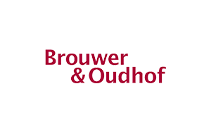 The logo of Brouwer and Oudhof accountants
