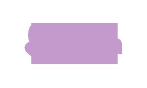 The purple logo of utility company KPN
