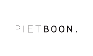 The logo of Piet Boon