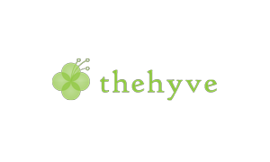The logo of software company The Hyve