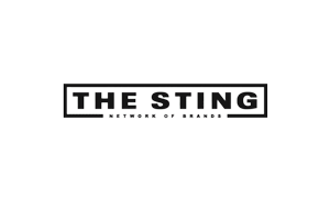 The logo of The Sting