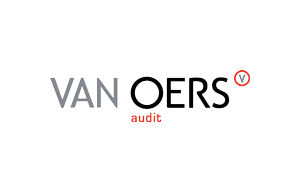 The logo of Van Oers auditors