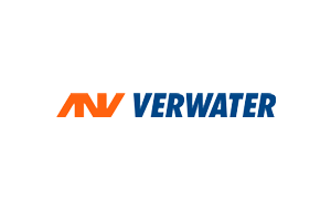 The logo of industrial service company Verwater