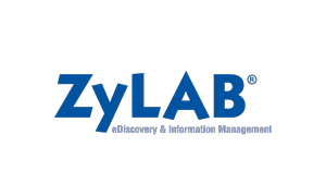 The logo of software company ZyLAB